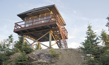OUTING | Quartz Mountain Fire Lookout