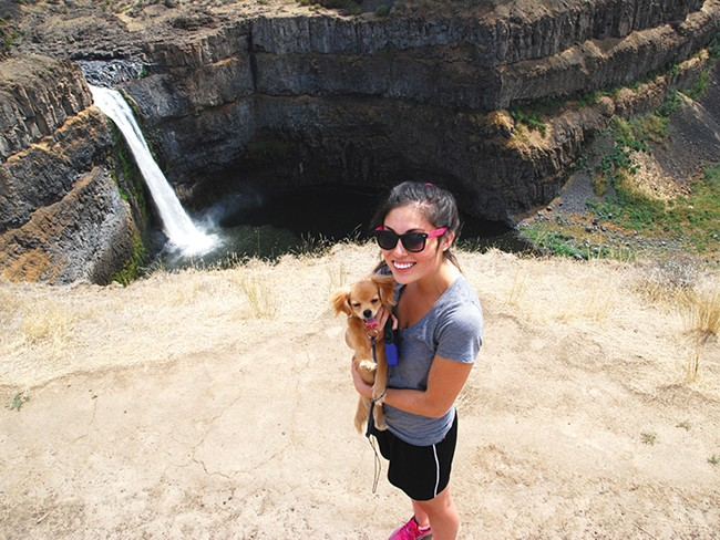 Palouse Falls is only two hours from Spokane. - BENJAMIN CRIST
