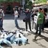 PETA makes a splash in downtown Spokane