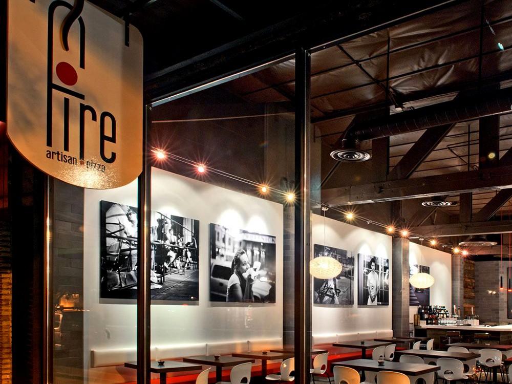 Photo courtesy of Fire Artisan Pizza Spokane\'s Facebook page.