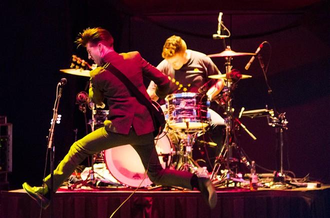 Arctic Monkeys - NICK GAST