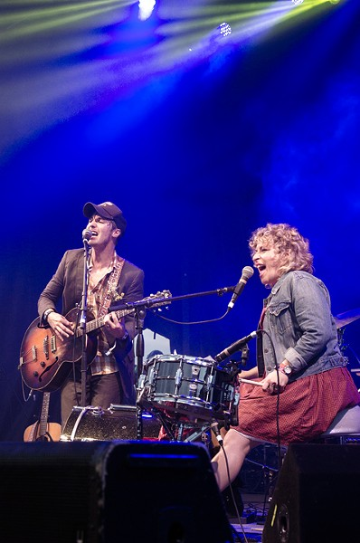 Shovels and Rope - NICK GAST