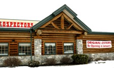 UPDATE — Prospectors Bar & Grill