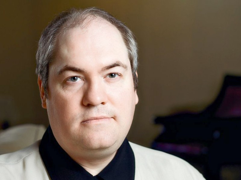 Reed McColm, Interplayers' artistic director.