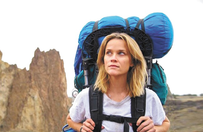 Reese Witherspoon stars in Wild.