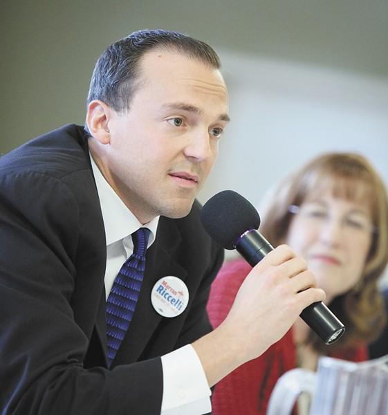 Rep. Marcus Riccelli