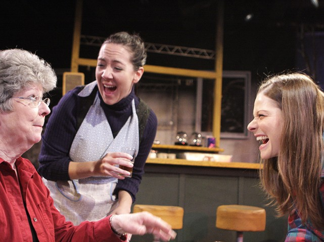 Revitalizing the diner - and themselves - YOUNG KWAK