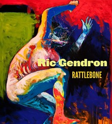 Ric Gendron: Rattlebone at the Jundt Art Museum January 23 to April 2