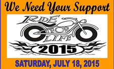 Ride for Life2015