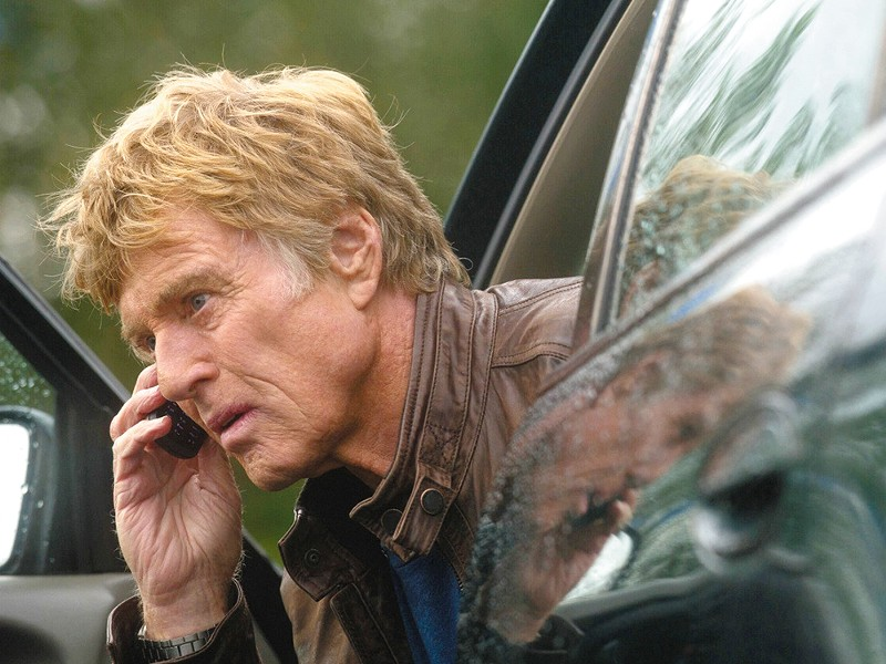 Robert Redford directs and stars in The Company You Keep.