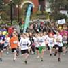 Runners In Bloom