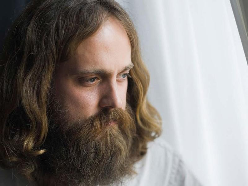 Sam Beam is still rockin a mean beard!