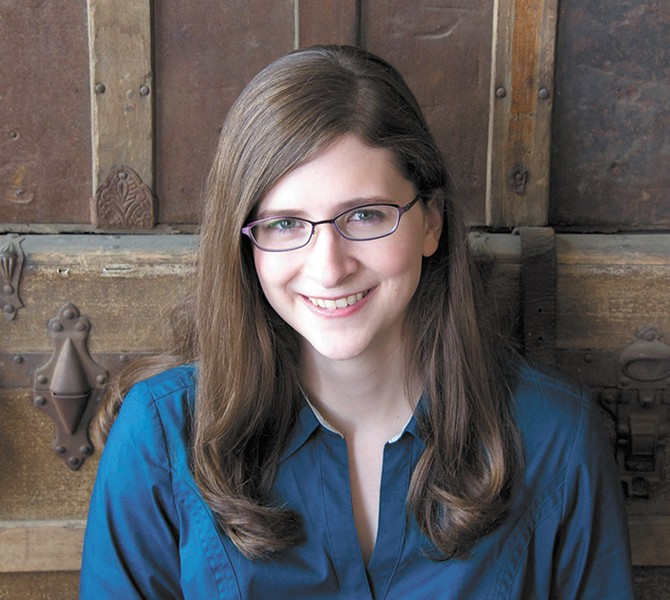 Sarah Hulse's Black River was released this week.