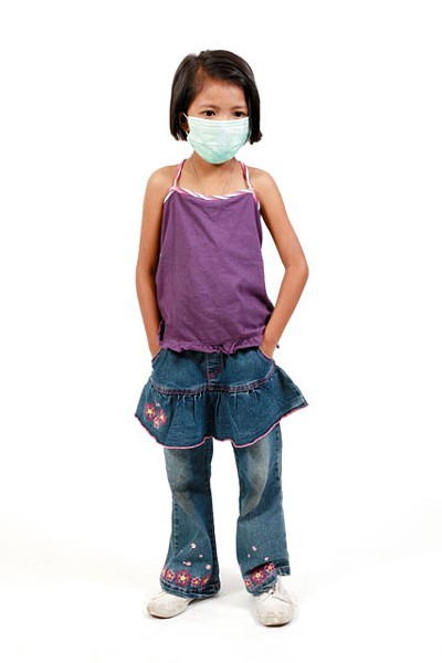 Schools search for ways to squelch the possible spread of Swine Flu