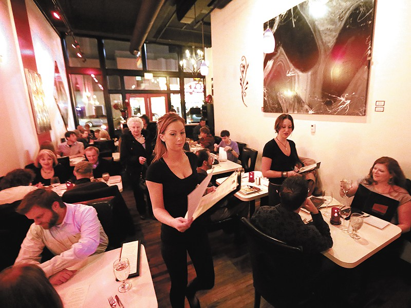 Scratch is one of 53 eateries participating in the first-ever Spokane Restaurant Week. - YOUNG KWAK