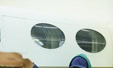 PHOTOS: SCC Aviation Maintenance Training Program