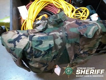SPOKANE COUNTY SHERIFF