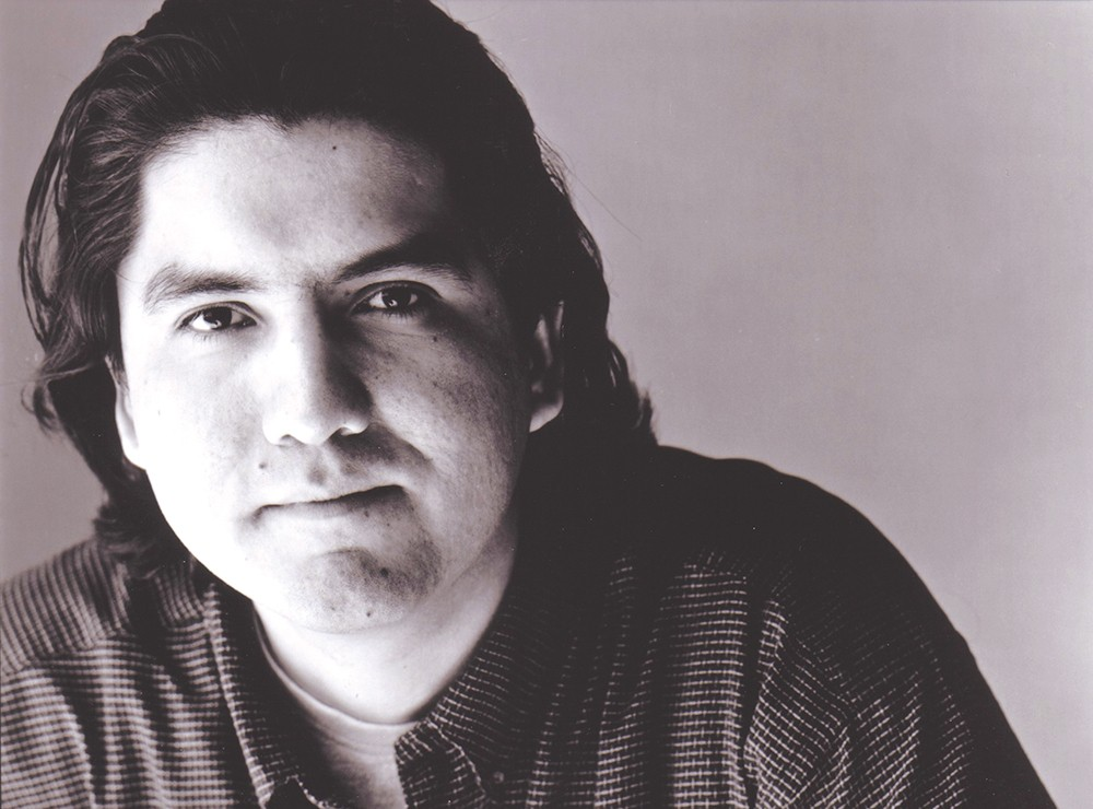Sherman Alexie has been no stranger to our pages over the years.