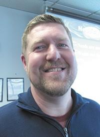 SNAP's Jay MacPherson warns against payday lending. - DANIEL WALTERS