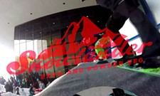 Snowlander Meets GoPro