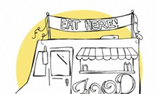 So, you're in the mood for... Something From a Food Cart?