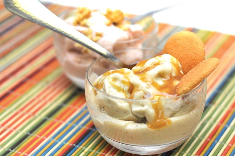 Some foods - like mac-n-cheese and ice cream - calm your nerves in a primal way. But they dont have to be totally bad for you. - KAITLIN GILLESPIE