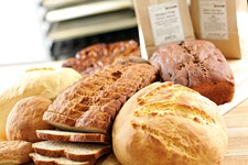 YOUNG KWAK - Some of the goods available at Michlitchs Spokane Gluten Free Bakery [Young Kwak photo]