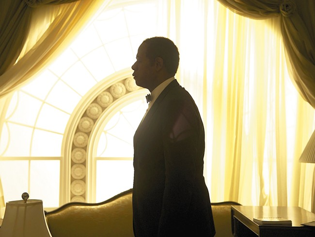 Sometimes Lee Daniels\' The Butler feels like Forest Whitaker Gump.