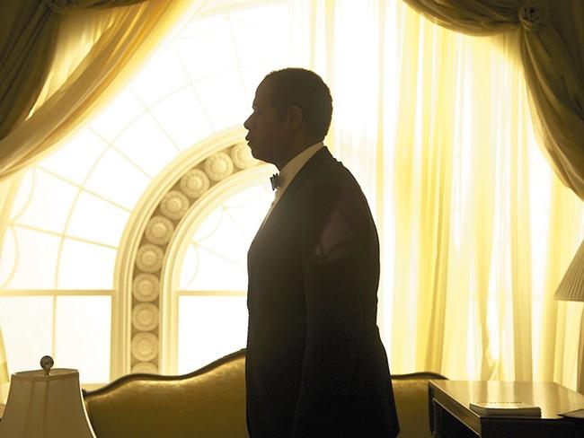 Sometimes Lee Daniels\' The Butler feels like Forest Whitaker Gump.