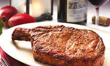 UPDATE — Spencer's for Steaks and Chops