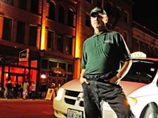 Spokane Cab driver Chris Anstine - YOUNG KWAK