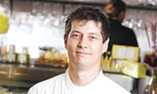 Spokane's Jeremy Hansen is up for a James Beard Foundation's Best Chef Award