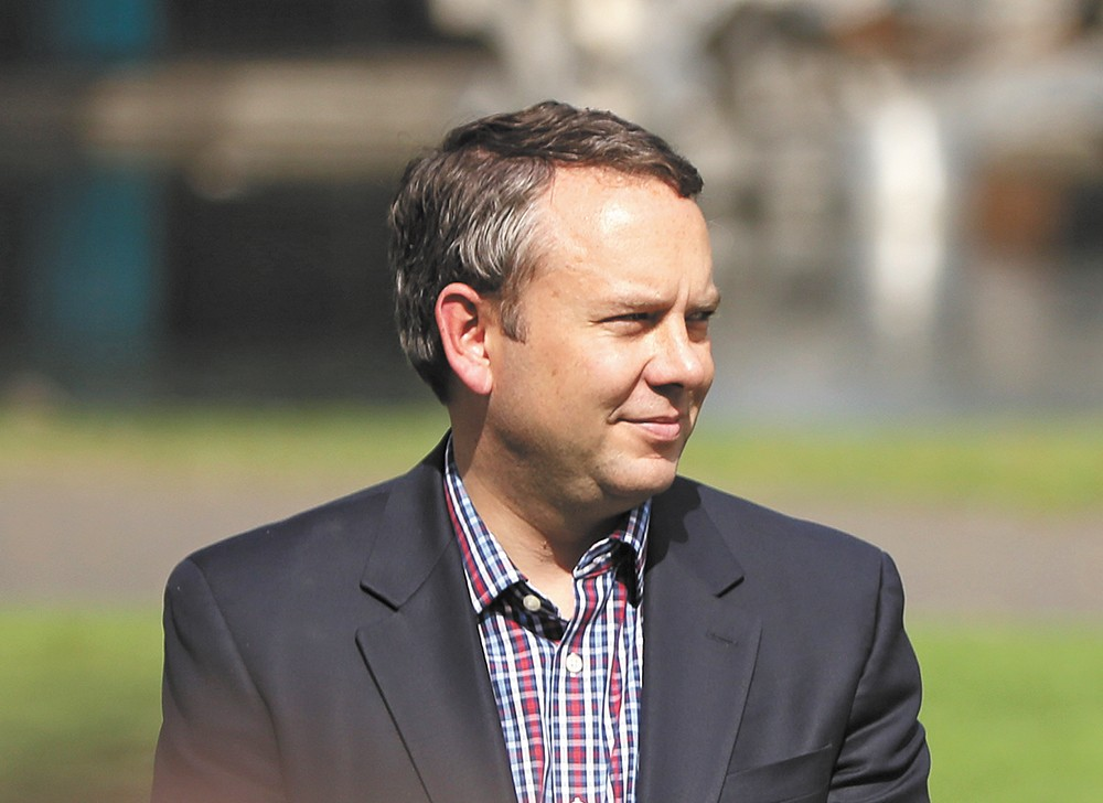 Spokane Mayor David Condon has made the city's hiring process friendlier to felons trying to re-enter the workforce. - YOUNG KWAK