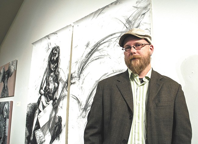 Spokane Poet Laureate Thom Caraway tells us how our writers are doing. - YOUNG KWAK