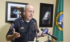 Spokane Police Chief Straub first-year interview outtakes