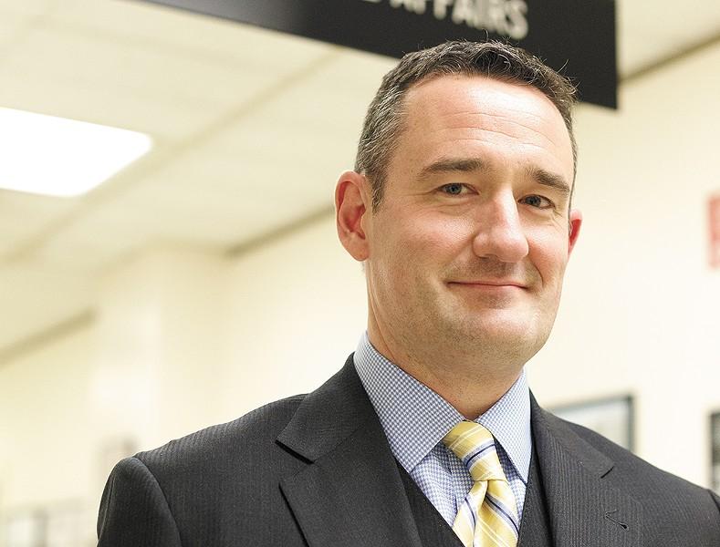Spokane Police Department Director of Strategic Initiatives Tim Schwering - YOUNG KWAK