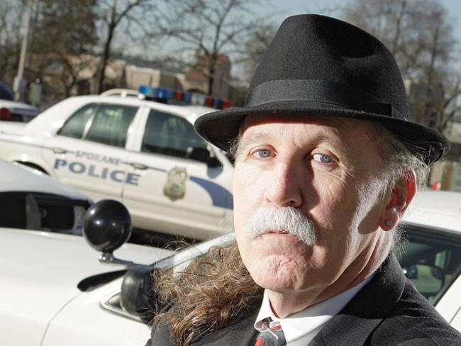 Spokane Police Ombudsman Timothy Burns - YOUNG KWAK