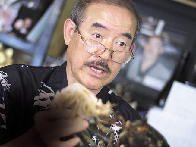 Spokane Sushi Chef Charlie Yang - YOUNG KWAK