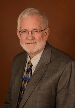 Spokane Valley City Councilman Ed Pace