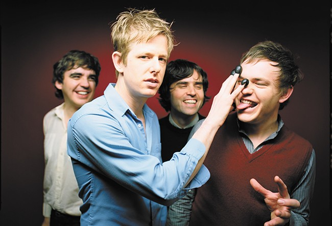 Spoon plays Sasquatch! Saturday then head to the Knitting Factory two days later.