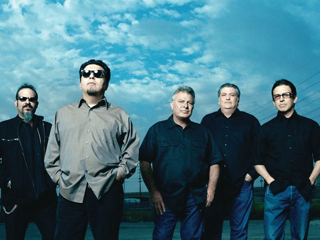 Steve Berlin and Los Lobos