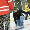 PHOTOS: Curling Clinic