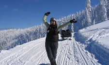 """The benefits of becoming a """"mountain girl"""""""