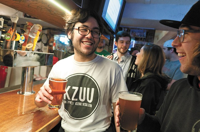 The Coug: Best Bar in the Palouse. - ZACH MAZUR