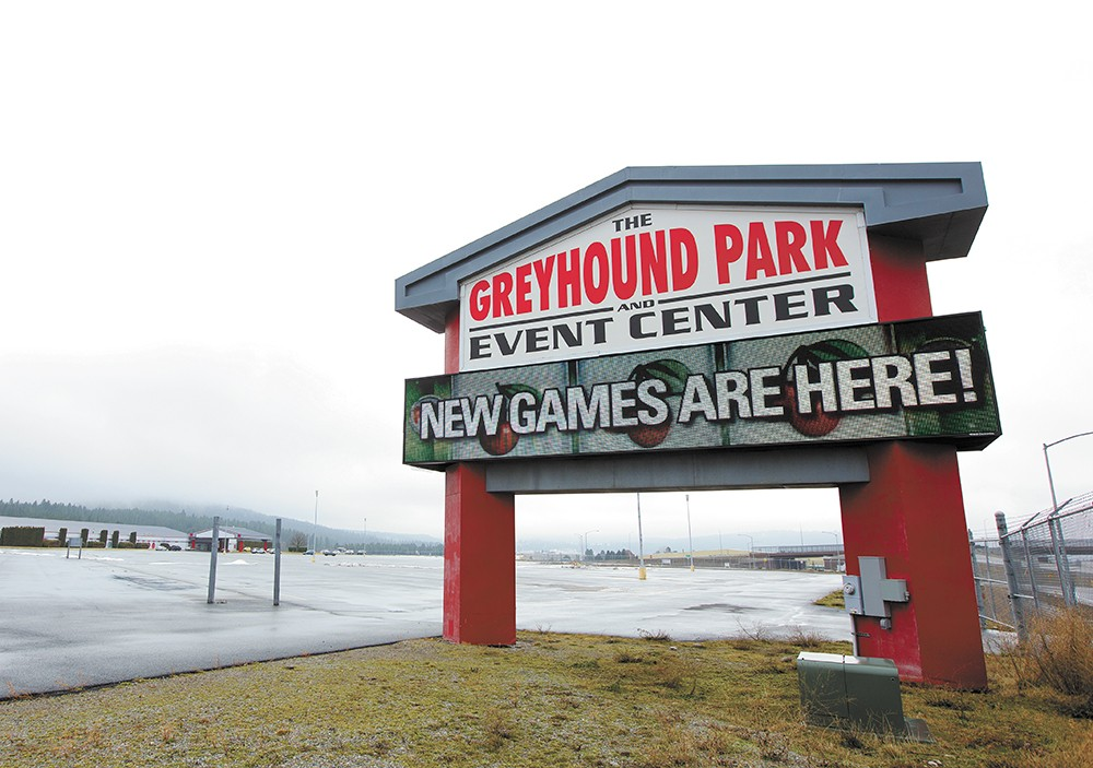 The difference between playing slots and betting on horses may sound obvious — but it's not at Greyhound Park in Post Falls. - YOUNG KWAK