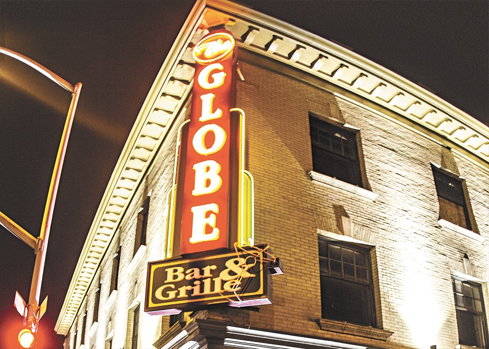 The Globe reopened this month with new owners after three years sitting vacant. - JOE KONEK