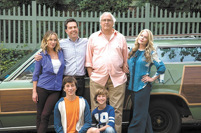 The Griswolds are back for another Vacation.