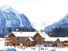 The Lake Louise Lodge - BOB LEGASA