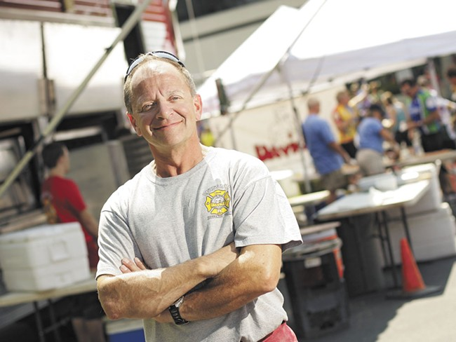 The man behind the pizza: Mark Starr, of David's - YOUNG KWAK