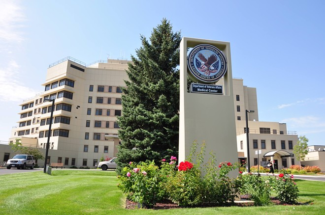 The Mann-Grandstaff VA Medical Center reports it has worked to address consultation and care delays uncovered in a 2012 accountability report. - SPOKANE VA MEDICAL CENTER FACEBOOK